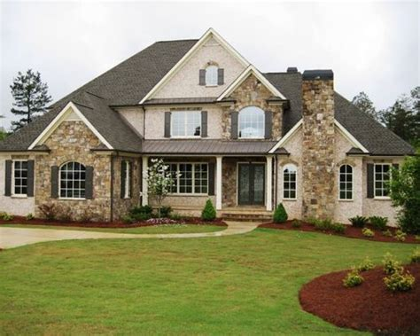 stunning exterior house paint color ideas stonerockery brick stone combination home design ideas pictures
