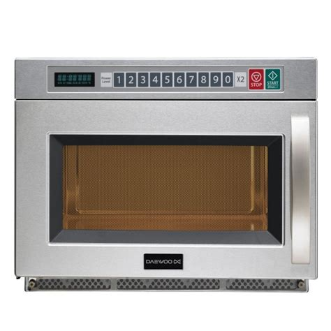 Oven Heavy Duty daewoo kom9f85 60hz cavity liner 1850w commercial