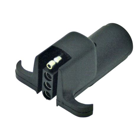 reese towpower 6 way to 4 way flat wiring adapter