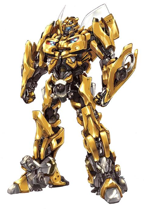 bumblebee the transformers fan art 36912272 fanpop