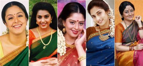 south actress of 90s nagma vinaya prasad meena jyothika and shalini 5