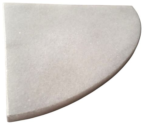 Marble Shower Shelf by 8 Quot Marble Shower Corner Shelf Bathroom Caddy Soap Dish Traditional