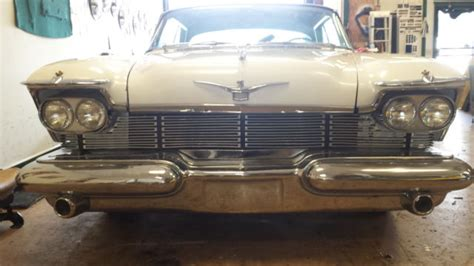 Baru Corner Imperial Stainless 4 Liter 1958 chrysler imperial 2 door coupe original quot hemi quot classic chrysler imperial 1958 for sale