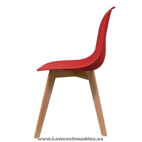 silla roja silla roja nordica