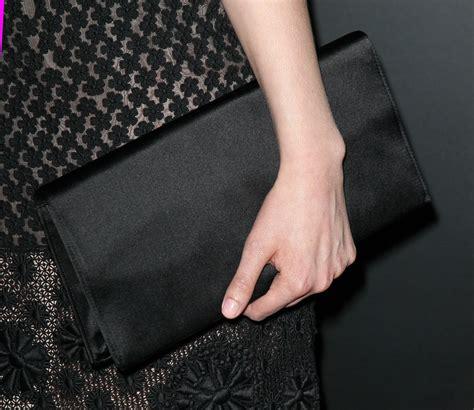 Be D Greta Patent Clutch by Greta Gerwig Satin Clutch Greta Gerwig Handbags Looks