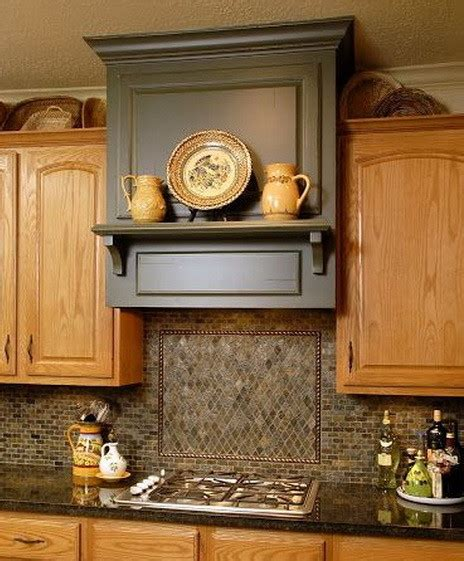 kitchen range design ideas 40 kitchen vent range designs and ideas removeandreplace