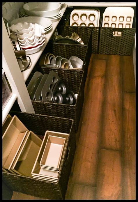 baking pan storage 25 best ideas about baking storage on pinterest baking