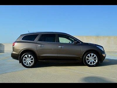 buick suv for sale 2010 buick enclave suv cxl cars for sale