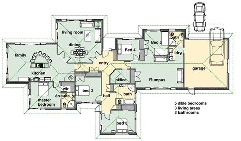 Typical House Floor Plan Dimensions standard size of rooms in residential building and their
