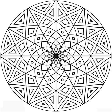 symmetry pattern coloring sheets pattern coloring pages