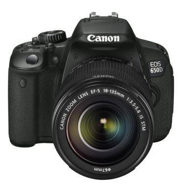Kamera Canon Eos X6i canon 佳能 数码单反相机 eos 650d 18 135 stm套机 价格 eos 650d哪里买便宜