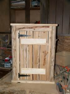 How To Build Rustic Cabinets Rustic Medicine Cabinet Log Wall Cabinet
