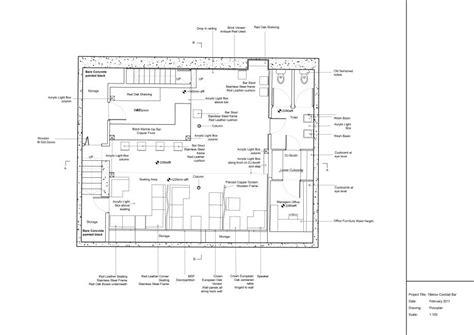 bar floor plans cocktail bar floor plan search ค อกเทล