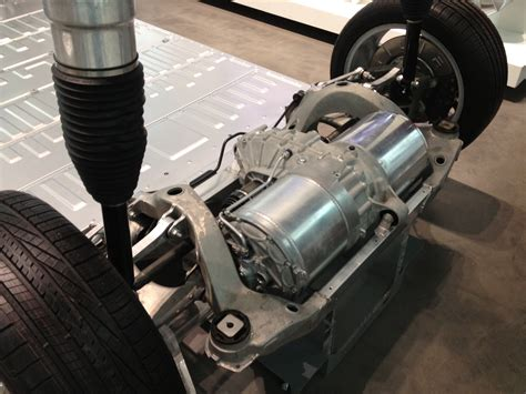 Tesla Motors Engine Milling Through The Mire Tesla Model S Drive Unit Woes
