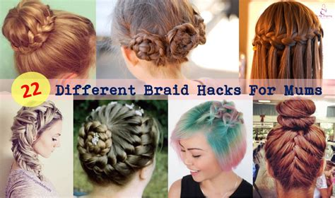 pregnancy confinement hair style 22 braid hacks for mums both long and short hair
