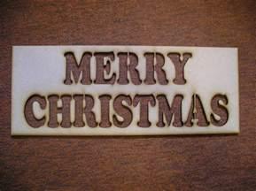 merry christmas stencil the craft shape shop