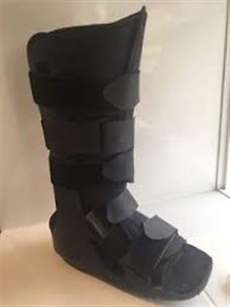 walker or moon boot oapl health and mobility centre