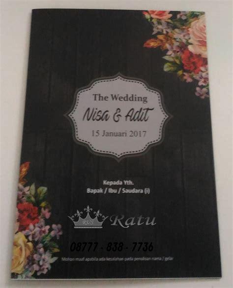Jual Undangan Murah 3 jual undangan pernikahan custom murah berkualitas ratu undangan souvenir hp 085649411149 wa