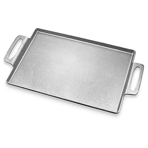 Wilton Oven Griddle Only buy wilton armetale 174 grillware 15 inch x 10 75 inch griddle from bed bath beyond