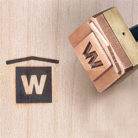 custom branding iron for woodworking 7 best images of wood branding kit wood burning letter