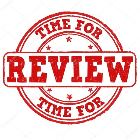Review For time for review st stock vector 169 roxanabalint 48390865