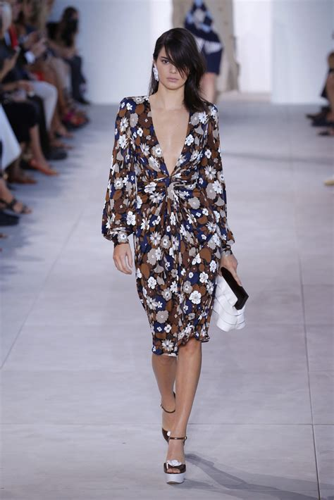 Michael Kors Handbags At New York Fashion Week Aw0708 by Kendall Jenner At Michael Kors The Best Front Row