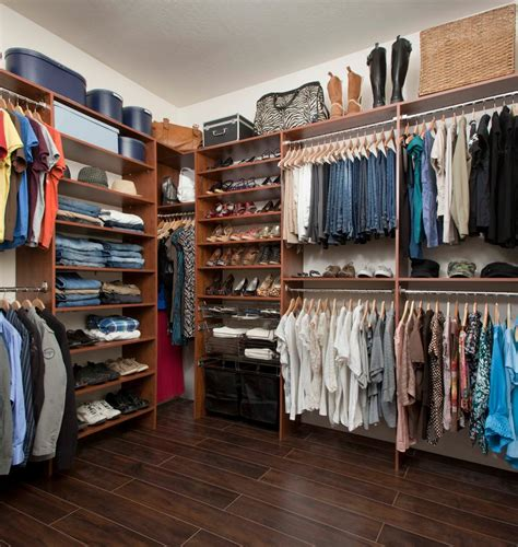 In A Closet by Small Walk In Closet Organization Ideas Closet With Shoe Storage Sweater Storage