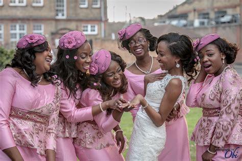 bellanaija briadsmaids bn weddings trend watch bridesmaids rocking headpieces