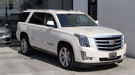 Cadillac Escalade 2015 Used 2015 cadillac escalade premium stock 6020 for sale near