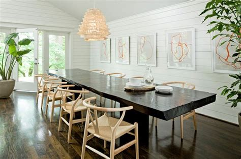 Dining Room Abstract How To Use Abstract Wall In Your Home Without