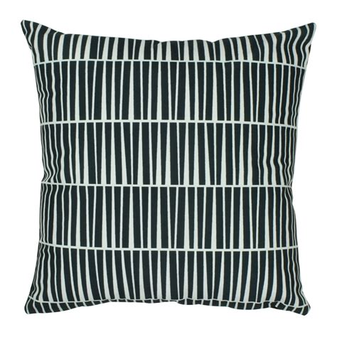 and black cushions buy archer black and white cushion cover simply
