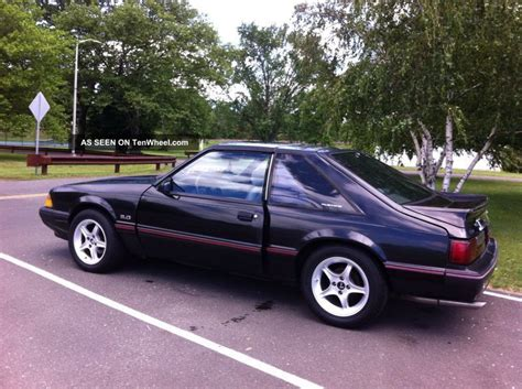 1988 ford mustang lx 1988 ford mustang lx hatchback 2 door 5 0l