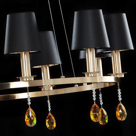 Modern Gold Chandelier Modern Swarovski Gold Chandelier
