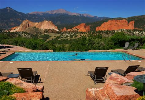 Garden Of The Gods Country Club can t believe it s a hotel 20 coolest hotel pools in the us expedia viewfinder