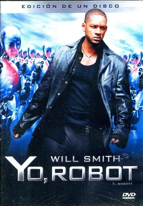 yo robot i 8435018369 dvd yo robot i robot 2004 alex proyas will smith 149 00 en mercado libre