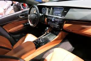 Kia K900 Interior High Performance Kia K900 With 650 Hp At Sema Is Fit For
