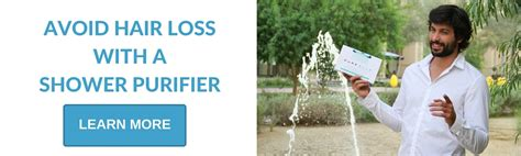 Can Showers Cause Hair Loss by H2o Blue 4 Causes Of Hair Loss How To Combat Them