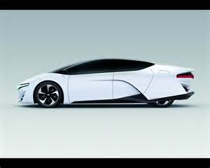 Honda Fuel Cell Honda Fcv Hydrogen Fuel Cell Vehicle Design Study For 2015