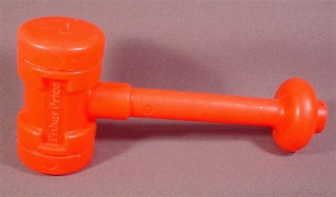 Fisher Price Hammer fisher price plastic hammer 2036 72036 tap n turn
