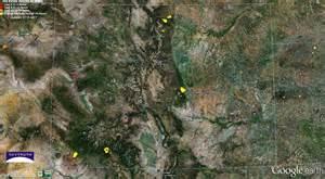 wildfires and gas pine ridge colorado skytruth
