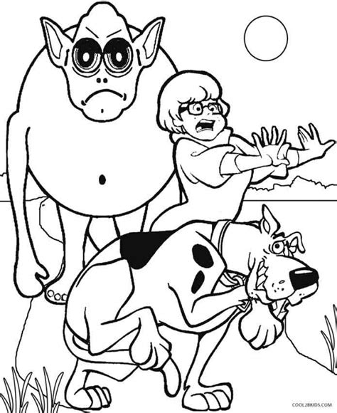 printable dot to dot scooby doo rey mysterio coloring pages sketch coloring page