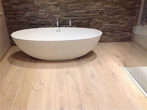 engineered hardwood bathroom how to choose the best flooring for your bathroom