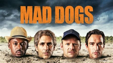 puppy tv show mad dogs cancelled no season two for series canceled tv shows tv series
