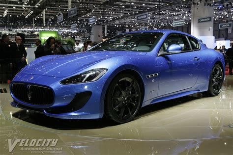 maserati granturismo 2013 2013 maserati granturismo sport specs price release date