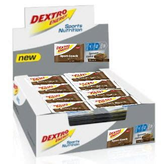 Multipower Protein Bar 1854 dextro energy sport snack riegel 20 233 r box powerbar