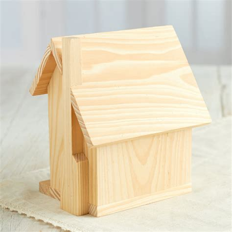 woodwork craft supplies unfinished wood house wood craft kits