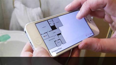 roomscan pro floor plan demo scanning whole floor