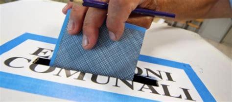 ministero interno elezioni comunali elezioni amministrative 26 maggio 2019 le istruzioni dell