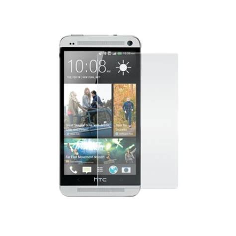 Nuglas Tempered Glass Htc One M7 htc one m7 tempered glass screen protector mbi tech parts