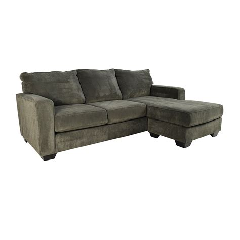 37 Off Jennifer Convertibles Jennifer Convertibles Second Sectional Sofa